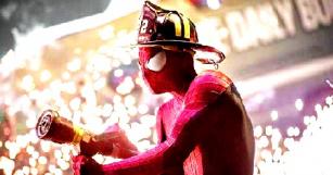 Новый Человек-паук: Высокое напряжение: о премьере фэнтези