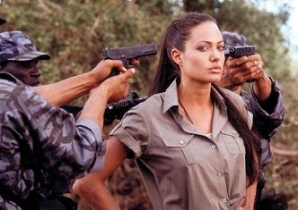 Лара Крофт Джоли