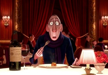 Image result for ratatouille critic crying
