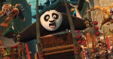 Мультик Кунг-фу панда 3