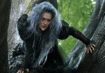 Мэрил Стрип ведьма