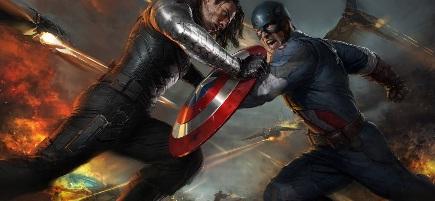 Первый мститель Другая война фильм 2014