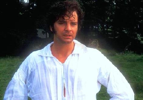 Мокрая рубашка Дарси