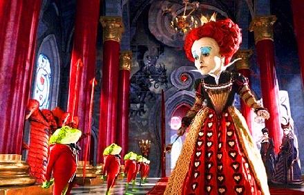Сиквел Алиса в Стране чудес 2 дата выхода