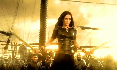 300 спартанцев: Расцвет империи фильм 2014